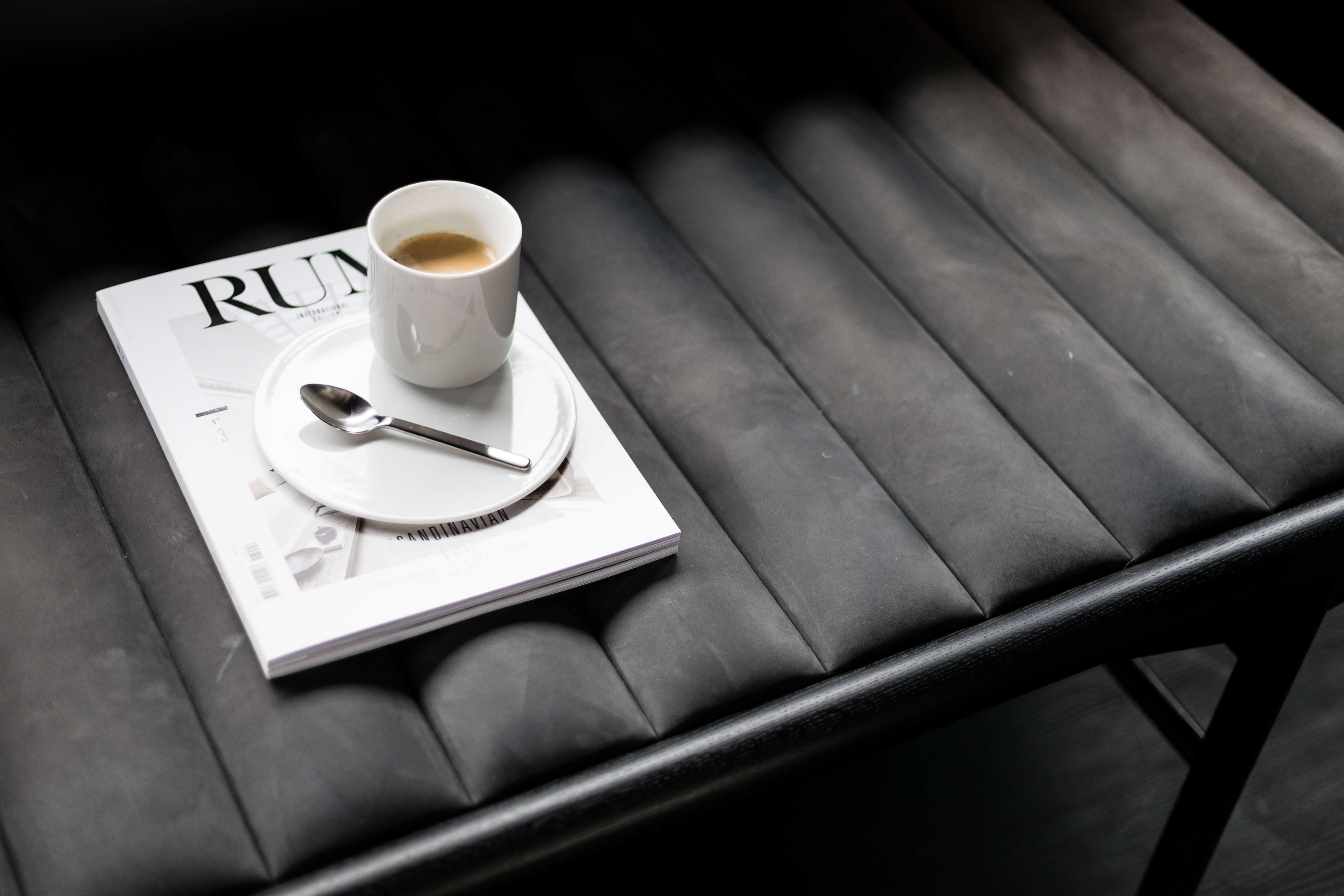 hjemmeside kaffe og rum blad